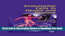 [Best] Endothelial Cells in Health and Disease Online Books