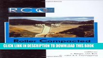 [PDF] RCC Dams - Roller Compacted Concrete Dams: Proceedings of the IV International Symposium on