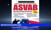Choose Book ASVAB: Armed Services Vocational Aptitude Battery (Armed Services Vocational Aptitude