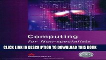 Collection Book Computing for Non-Specialists