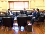 CM Sindh Chairs Meeting CMEC Delegation (07-09-2016)