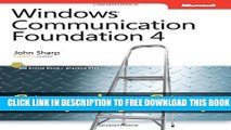 New Book Windows Communication Foundation 4 Step by Step (Step by Step Developer)