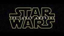 Star Wars VII sans effets spéciaux