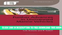 New Book Further Advances in Unmanned Marine Vehicles (Iet Control Engineering Series)