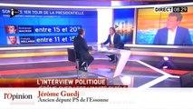 François Bayrou: « Ce sont les mêmes forces qui veulent réussir avec Macron ce qu'ils ont raté avec Strauss-Kahn. »