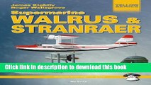 Download Supermarine Walrus   Stranraer (Yellow Series)  PDF Free