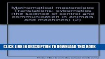 [PDF] Mathematical masterpiece Translations: cybernetics (the science of control and communication