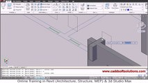 Autocad 3d House Modeling Tutorial Beginner Basic Video