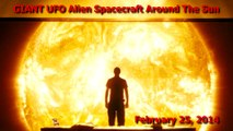 After Sun Explosion, Aliens Fleet UFOs Arrive Around The Sun, Feb 25, 2014