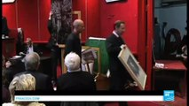 Paris: Dozens of former Drouot auction house porters jailed for being part in a vast artwork scam
