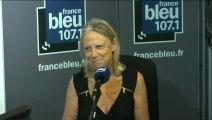 Brigitte Grésy invitée de France Bleu