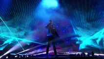 Brian Justin Crum Singer Rules the AGT Stage with Tears for Fears Cover America's Got Talent 2016