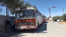 Gaziantep-Karkamış' Tan Cerabslus' A Geçişler Başlıyor