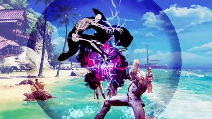 Street Fighter V - Trailer pour Urien de Street Fighter V