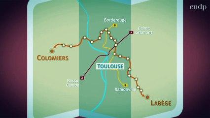 Vidéo de présentation du débat sur le projet 3e ligne métro à Toulouse