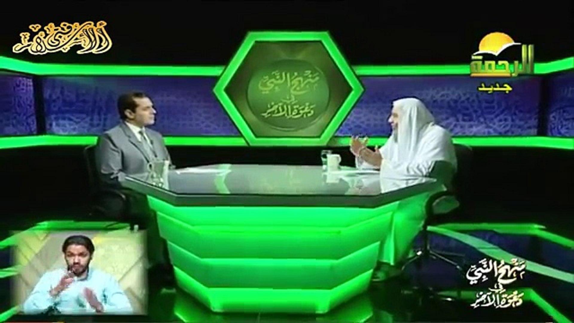 الاسلام اسلامية منهج النبى فى دعوة الاخر بلغة الاشارة الحلقة 11