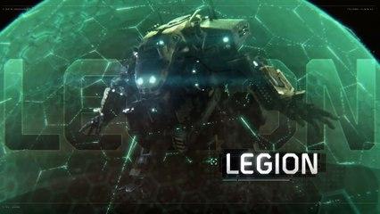 Titanfall 2 Official Titan Trailer Meet Legion de Titanfall 2