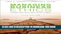 [PDF] Managing Business Ethics: Straight Talk about How to Do It Right Popular Online