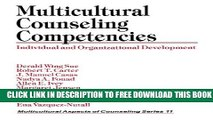 Collection Book Multicultural Counseling Competencies: Individual and Organizational Development