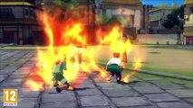 Naruto SUN Storm 4 - PS4/XB1/STEAM - Lee×Neji×Tenten Combination Secret Technique