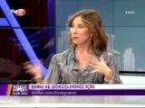 """Tv 8 """"Böyle Bir Şey Var Mı?"""" programında İnci Türkay İmza Gününü Anlatıyor."""