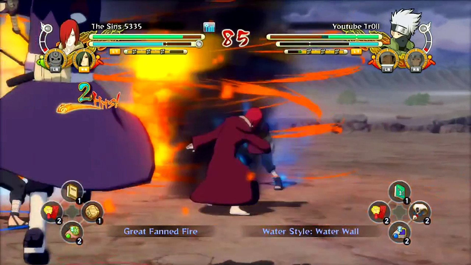 Naruto Revolution:Tag Team Ultimates?