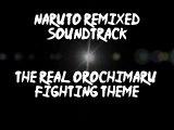Naruto remixed OST The real Orochimaru fighting theme