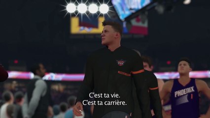 NBA 2K17 - Trailer MaCARRIÊRE de NBA 2K17