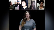 Cover KATY PERRY RISE by SUPERFRUIT Reactions Mashup