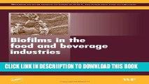 [PDF] Biofilms in the Food and Beverage Industries (Woodhead Publishing Series in Food Science,
