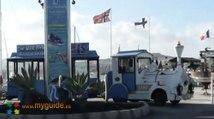 myguide.es - Minitren en Caleta de Fuste. 2012. Fuerteventura.