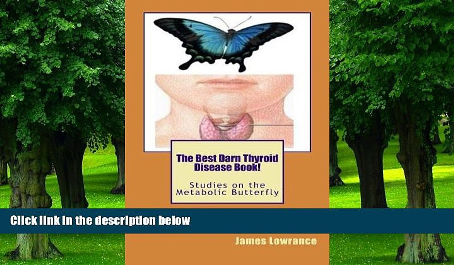 Must Have PDF  The Best Darn Thyroid Disease Book!: Studies on the Metabolic Butterfly  Free Full