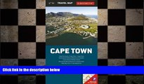 behold  Cape Town Travel Map (Globetrotter Travel Map)