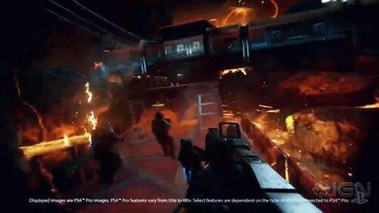 Call of Duty Infinite Warfare Running on PS4 Pro de Call of Duty : Infinite Warfare