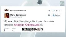 Les internautes se sont bien moqués des nouveaux écouteurs Airpods d'Apple