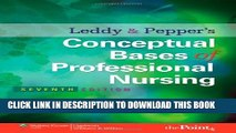 [PDF] Leddy and Pepper s Conceptual Bases of Professional Nursing Popular Online