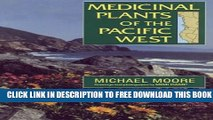 Collection Book Medicinal Plants of the Pacific West