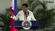 Zap Actu du 7 septembre 2016 - Le président philippin insulte la maman de Barack Obama !
