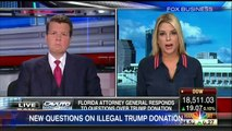Trump Faces Questions Over Donation, Florida AG and Trump University NBC Nightly News