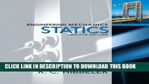 [New] Engineering Mechanics: Statics (12th Edition) Exclusive Online