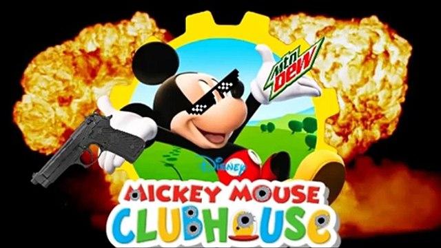 Mickey trap house