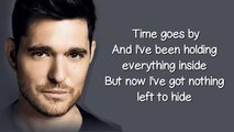 Michael Bublé - I Believe in You (Lyrics) HD