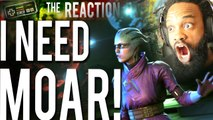 MASS EFFECT™: ANDROMEDA Official 4K Tech Video - REACTION & DISCUSSION - I NEED MOAR!!!