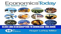 [PDF] Economics Today: The Macro View (18th Edition) Popular Colection