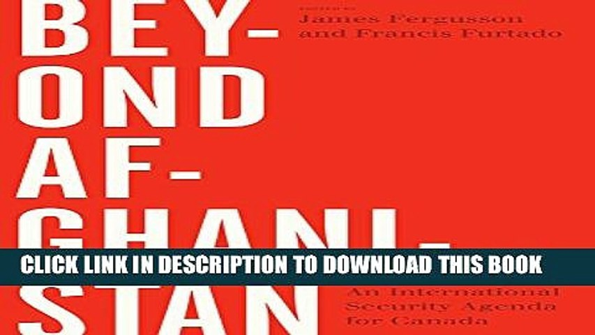 [PDF] Beyond Afghanistan: An International Security Agenda for Canada Popular Colection