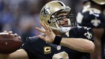 Drew Brees Signs Extension with Saints