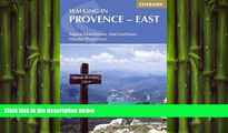 READ book  Walking in Provence - East: Alpes Maritimes, Alpes de Haute-Provence, Mercantour  BOOK