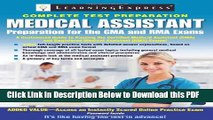[Read] Medical Assistant Exam: Preparation for the CMA and RMA Exams (Medical Assistant: