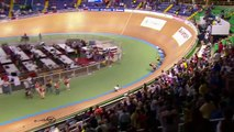 Ouch!!! That's gotta hurt...  Some of the most spectacular Track crashes.