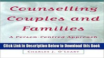 [Best] Counselling Couples and Families: A Person-Centred Approach Free Books